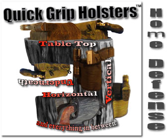 Quick Grip Holsters